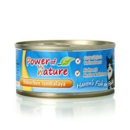 Power of Nature Haven's Fish on Friday - Kurczak Jambalaya puszka 100 g