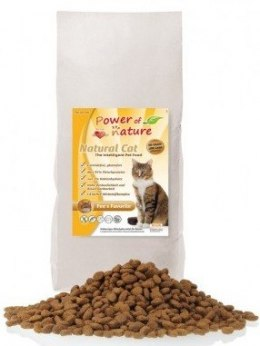 Power of Nature Natural Cat Fees Favorite 2kg